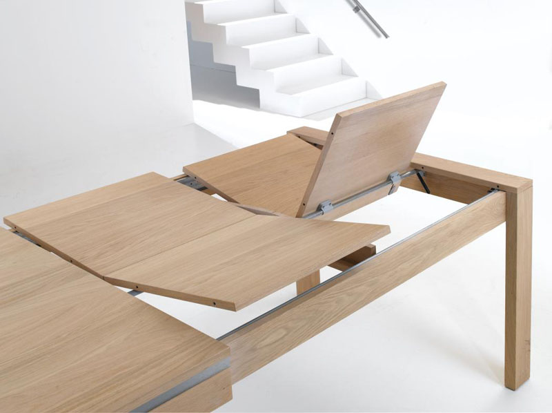 Table rectangulaire yucca lo c gr aume les meubles du for Salle a manger 12 personnes