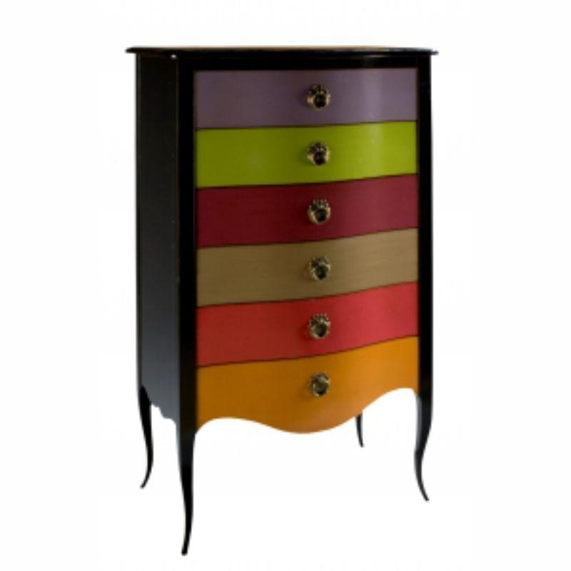 chiffonnier 6 tiroirs lo c gr aume les meubles du roumois. Black Bedroom Furniture Sets. Home Design Ideas