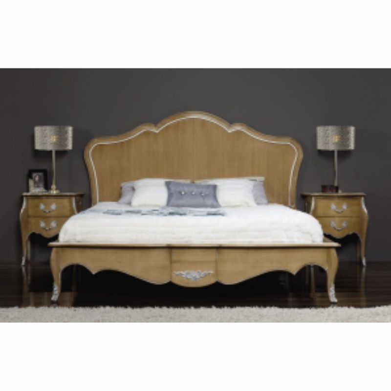 lit en 140 160 ou 180 lo c gr aume les meubles du roumois. Black Bedroom Furniture Sets. Home Design Ideas