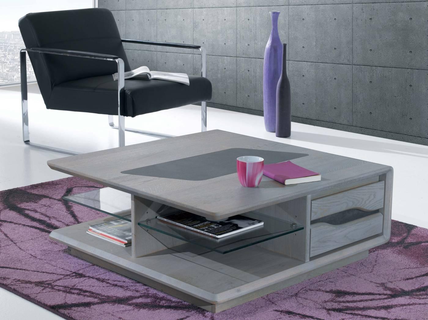 Collection ceram lo c gr aume les meubles du roumois - Table basse hauteur 45 ...
