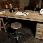 bureau 1600 et chaise 1648D