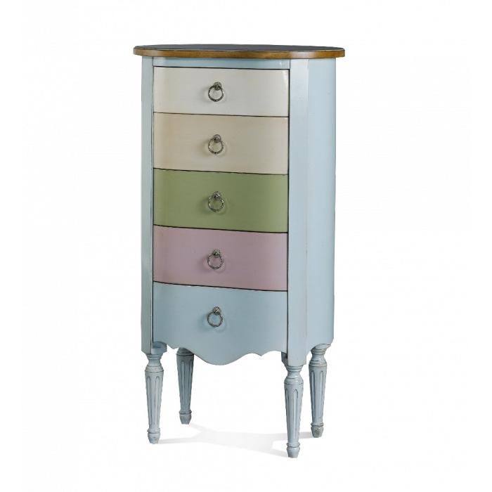 chiffonnier 5 tiroirs lo c gr aume les meubles du roumois. Black Bedroom Furniture Sets. Home Design Ideas