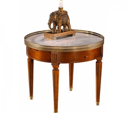 Table bouillotte lo c gr aume les meubles du roumois for Table 52 cairns 2014