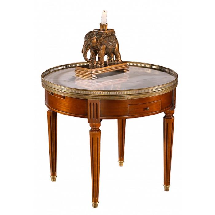 Table bouillotte lo c gr aume les meubles du roumois for Table 52 2014