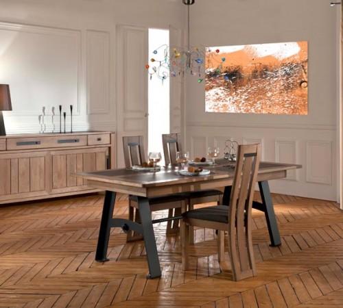 S jour deauvil lo c gr aume les meubles du roumois for Sejour mobilier