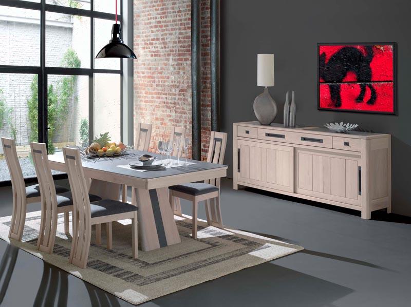 S jour deauvil lo c gr aume les meubles du roumois for Mobilier sejour complet