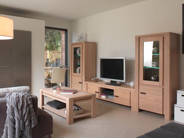 S jour clara lo c gr aume les meubles du roumois for Mobilier sejour complet