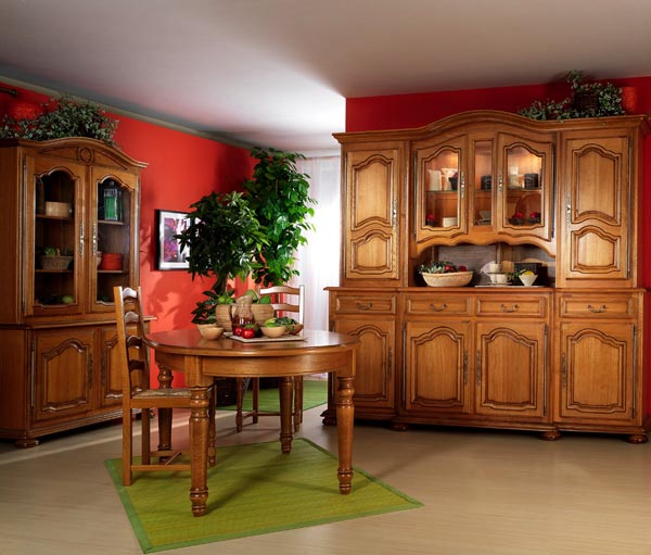 S jour lub ron lo c gr aume les meubles du roumois for Mobilier sejour complet