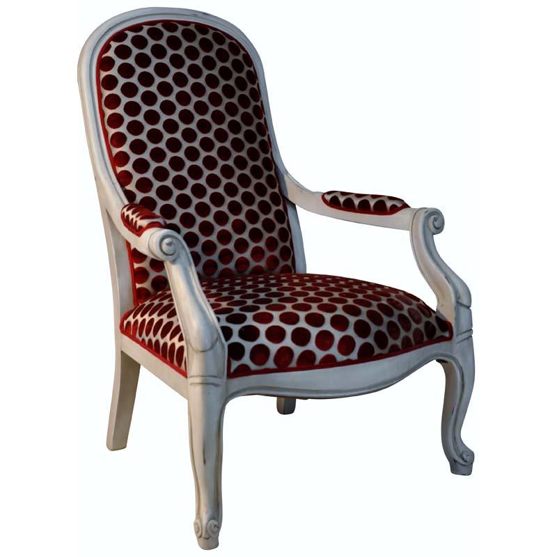 berg re et fauteuil voltaire sculpt lo c gr aume les meubles du roumois. Black Bedroom Furniture Sets. Home Design Ideas