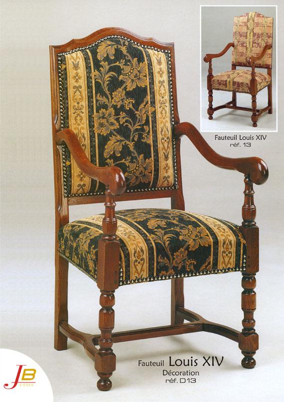 bridge louis xiv lo c gr aume les meubles du roumois. Black Bedroom Furniture Sets. Home Design Ideas